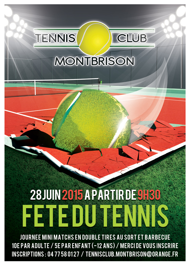 Fete du tennis tennis club de montbrison for Club de tennis interieur saguenay